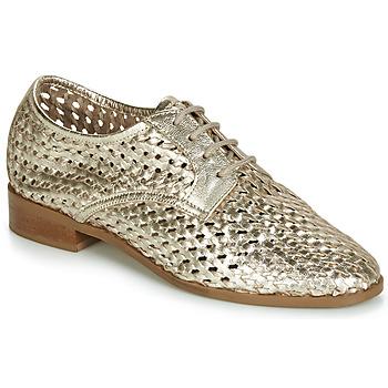 Sapatos Mulher Sapatos André TRANSAT Dourado