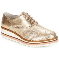 Sapatos Mulher Sapatos André FLORIANE Dourado