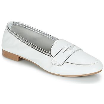 Sapatos Mulher Mocassins André CLOCHETTE Branco