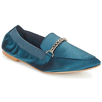Sapatos Mulher Mocassins André AMULETTE Azul