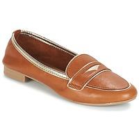 Sapatos Mulher Mocassins André CLOCHETTE Camel