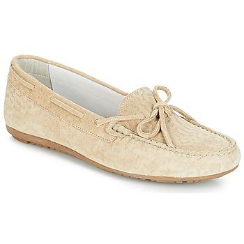 Sapatos Mulher Mocassins André FRIDA Bege