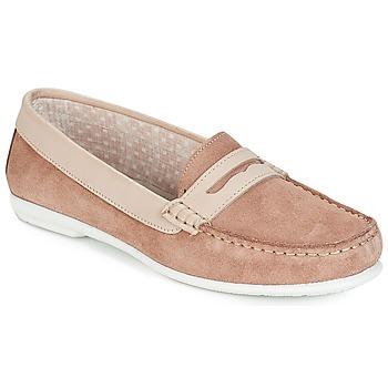 Sapatos Mulher Mocassins André FRIOULA Cru