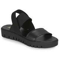 Sapatos Mulher Sandálias André EMY Preto
