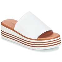 Sapatos Mulher Sandálias André LARRY Branco