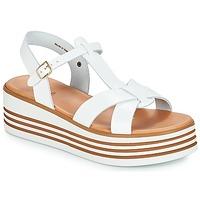 Sapatos Mulher Sandálias André LUANA Branco