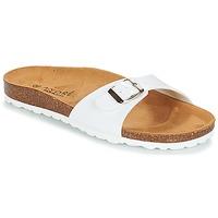 Sapatos Mulher Chinelos André ULYSSE Branco