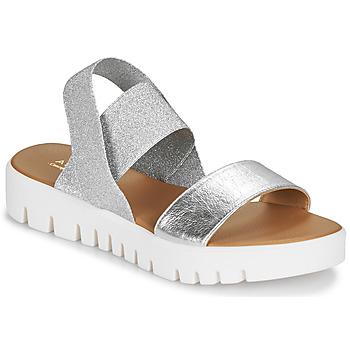 Sapatos Mulher Sandálias André EMY Prata