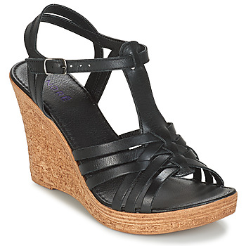 Sapatos Mulher Sandálias André FABULEUSE Preto