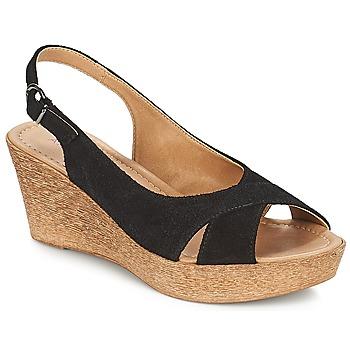 Sapatos Mulher Sandálias André DESTINY Preto