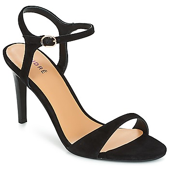 Sapatos Mulher Sandálias André SAXO Preto