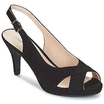 Sapatos Mulher Sandálias André EDWIGE Preto