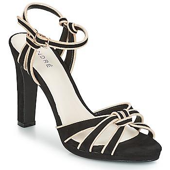 Sapatos Mulher Sandálias André ARPEGE Preto