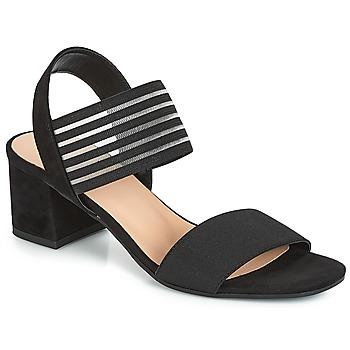 Sapatos Mulher Sandálias André CORFOU Preto