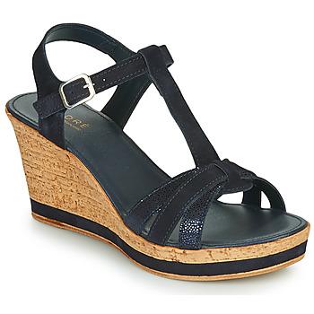 Sapatos Mulher Sandálias André ALOE Marinho