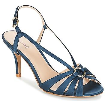 Sapatos Mulher Sandálias André MIRABELLE Azul