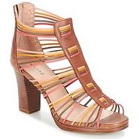 Sapatos Mulher Sandálias André MASSAYE Camel