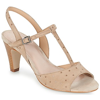 Sapatos Mulher Sandálias André BETY Bege