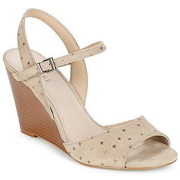 Sapatos Mulher Sandálias André BECKY Bege