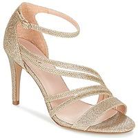 Sapatos Mulher Sandálias André FLAMINGO Dourado