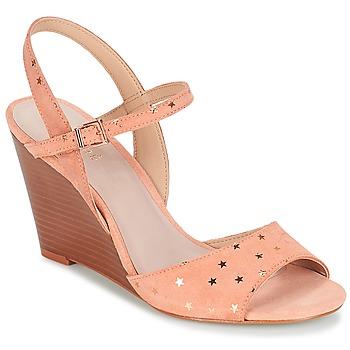 Sapatos Mulher Sandálias André BECKY Rosa