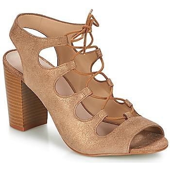 Sapatos Mulher Sandálias André LAETITIA Bronze