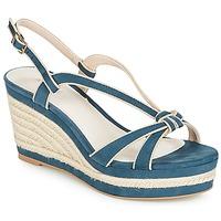 Sapatos Mulher Sandálias André TEMPO Azul