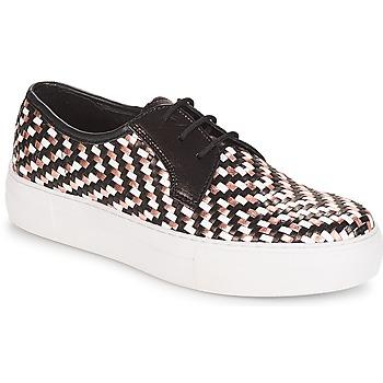 Sapatos Mulher Sapatilhas André NAT Preto