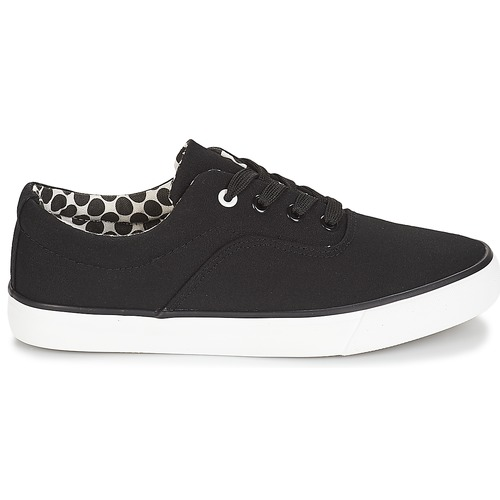 André FUSION Preto - Entrega gratuita- Sapatos Sapatilhas Mulher 32