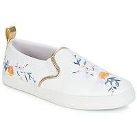 Sapatos Mulher Slip on André CHARDON Branco