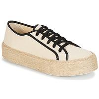 Sapatos Mulher Sapatilhas André LODGE Cru
