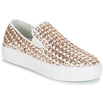 Sapatos Mulher Slip on André TRESSE Dourado