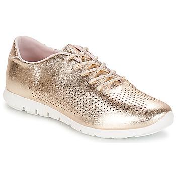 Sapatos Mulher Sapatilhas André AIKIDO Dourado