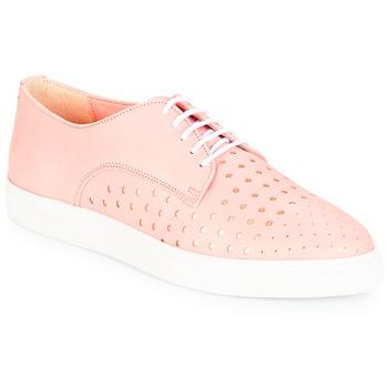Sapatos Mulher Sapatilhas André PRESAGE Rosa