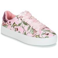 Sapatos Mulher Sapatilhas André POPY Rosa