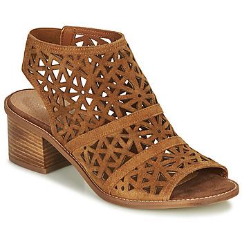 Sapatos Mulher Sandálias André CARIOCA Camel
