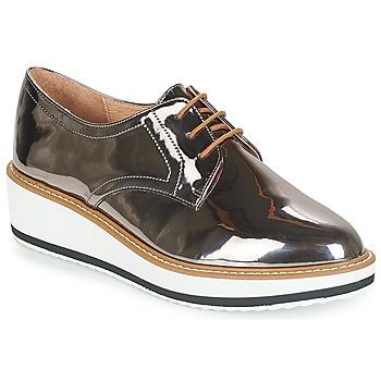Sapatos Mulher Sapatos André CHICAGO Prateado