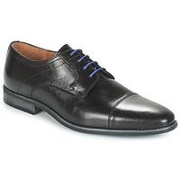 Sapatos Homem Sapatos André GALET Preto