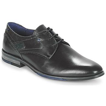 Sapatos Homem Sapatos André SOLITAIRE Preto