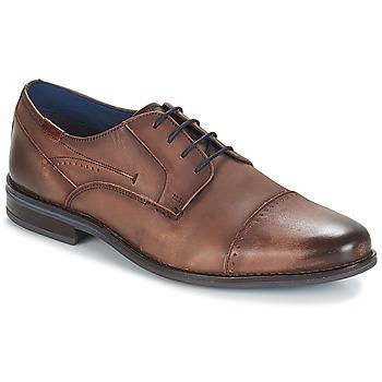 Sapatos Homem Sapatos André TORTONE Castanho