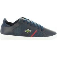 Sapatos Homem Sapatilhas Lacoste 35SPM0038 NOVAS Azul