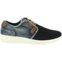 Sapatos Homem Sapatilhas Bass3d 40179 SERRAJE NAVY Azul