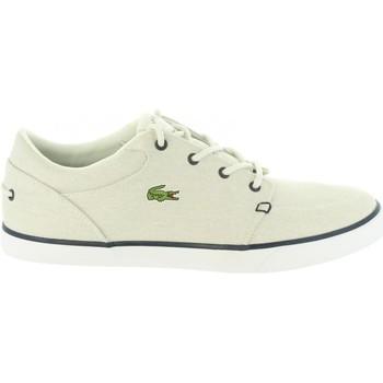 Sapatos Homem Sapatilhas Lacoste 35CAM0007 BAYLISS Blanco