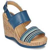 Sapatos Mulher Sandálias Hush puppies GRACE LUCCA Azul