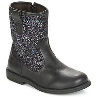 Sapatos Rapariga Botas baixas Citrouille et Compagnie JUCKER Preto