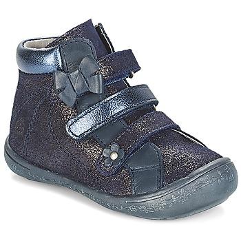 Sapatos Rapariga Botas baixas Citrouille et Compagnie JODIL Azul