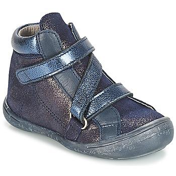 Sapatos Rapariga Botas baixas Citrouille et Compagnie JISSOU Azul