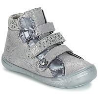 Sapatos Rapariga Botas baixas Citrouille et Compagnie JODIL Cinza