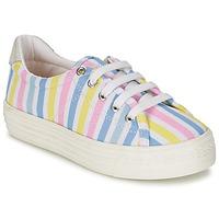 Sapatos Rapariga Sapatilhas Shwik STEP LO CUT Multicolor