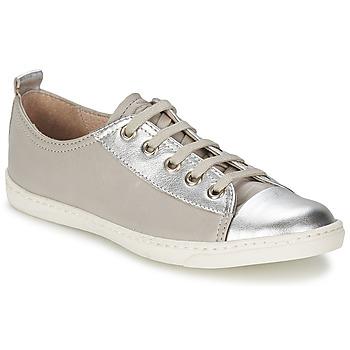 Sapatos Rapariga Sapatilhas Shwik SLIM LO CUT Prateado
